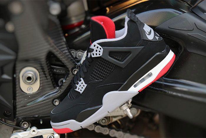 Air Jordan 4 Bred Release Date 3