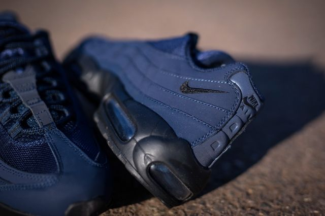 Nike Am95 Obsidian Black 4