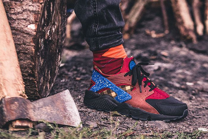 Nike Air Huarache Campfire Pack 2