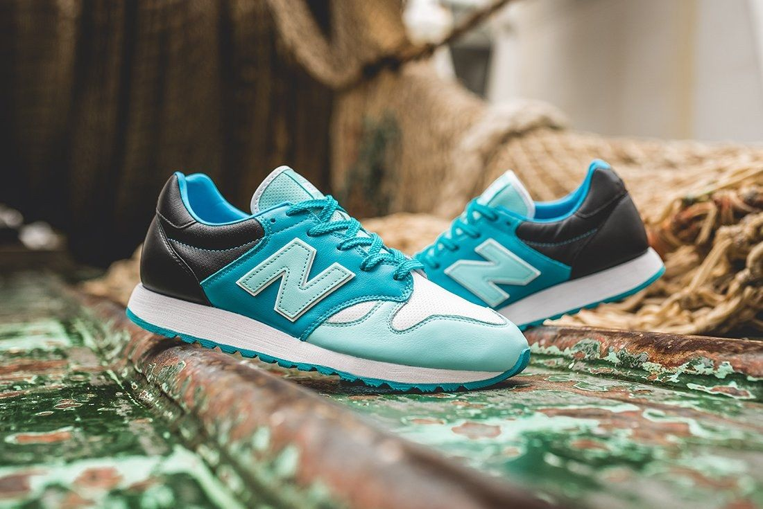 Hanon X New Balance U520 Hnf Fishermans Blues 1