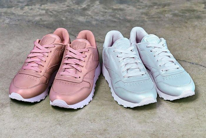 Reebok Classic Leather Pearl Pack Womens 1