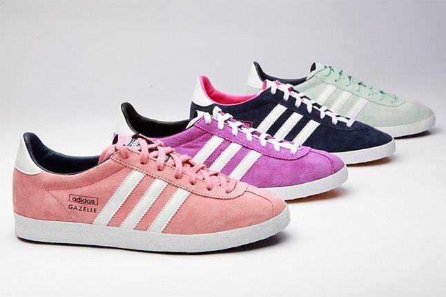 Adidas Originals Gazelles Ice Cream Pack 1 1