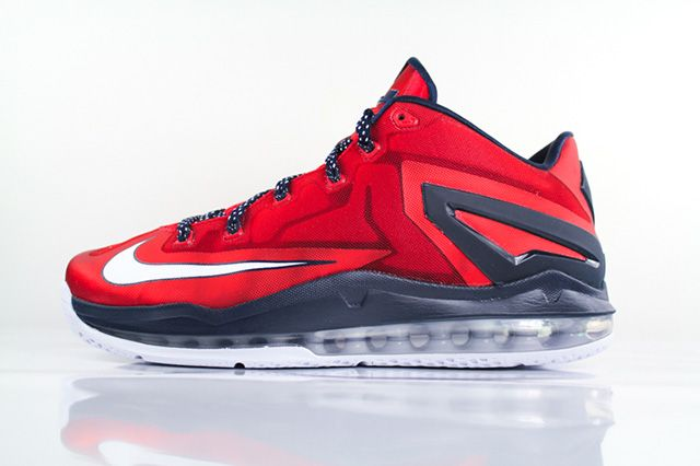 Nike Lebron 11 Low Independence Day 2