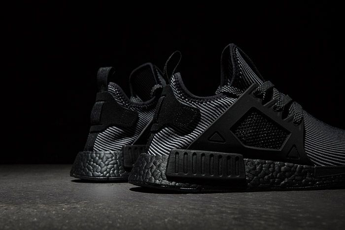 Adidas Nmd Xr1 Triple Black 3