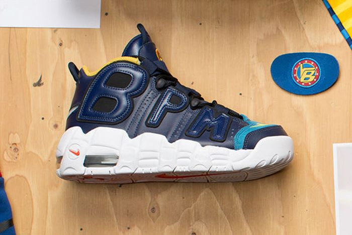 Nike Air More Uptempo Doernbecher Sample 1