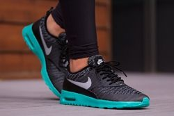 Nike Air Max Thea Jacquard Black Retro Thumb