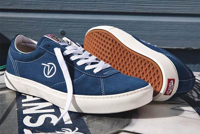 Vans Surf Paradoxxx Navy 11 Sneaker Freaker