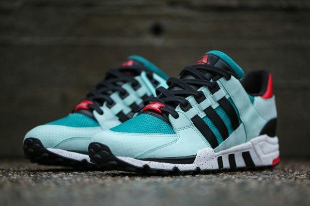 Bait X Adidas Eqt Running Support 4