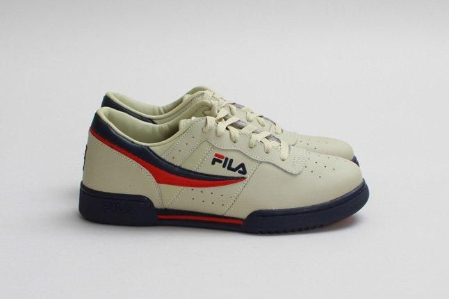 Fila Original Fitness Cream Profile 1