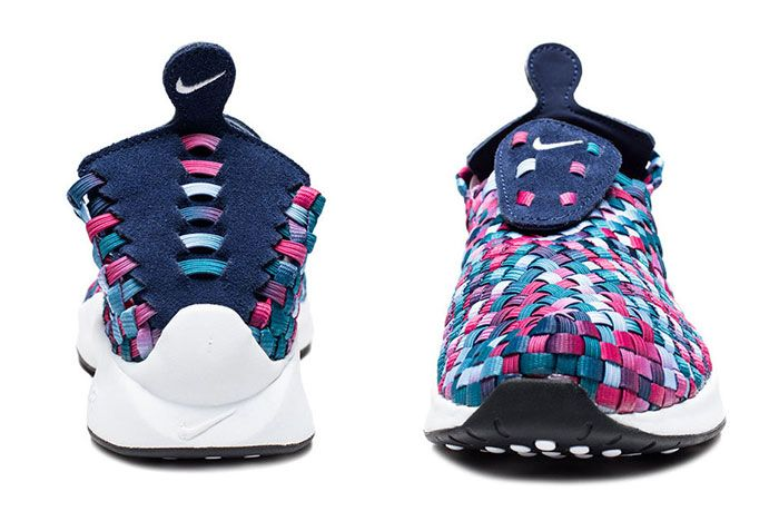 Nike Air Woven Multi Colour 9