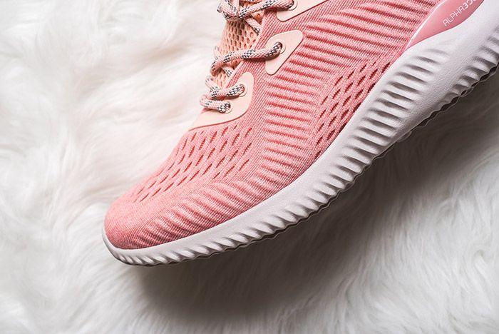 Adidas Alphabounce Pink Womens 3