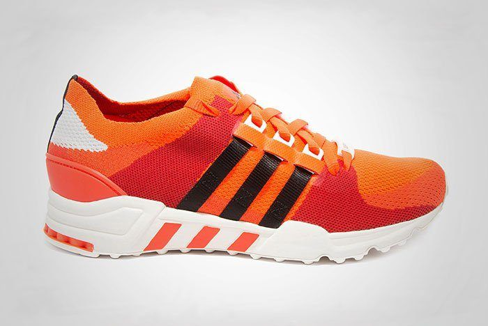 Adidas Eqt Support Primeknit Orange Thumb