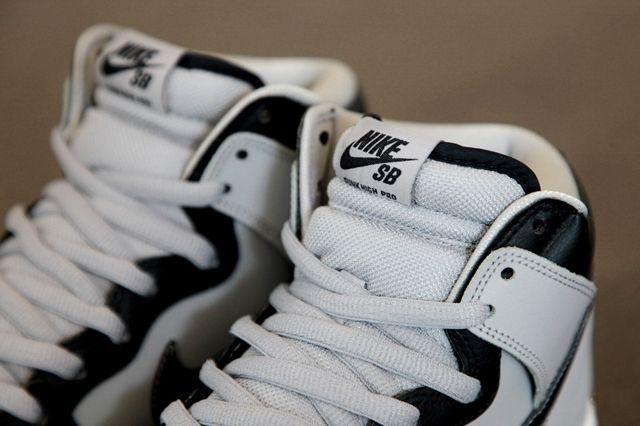 Nike Sb Dunk High Prm Rivalry Pack 12