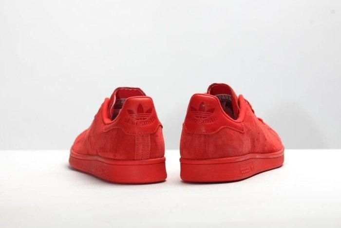 Adidas Stan Smith Power Red 5