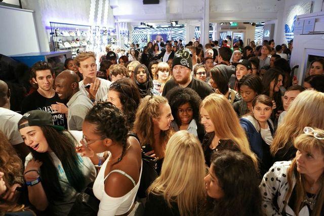 Adidas Originals Rita Ora Launch 7
