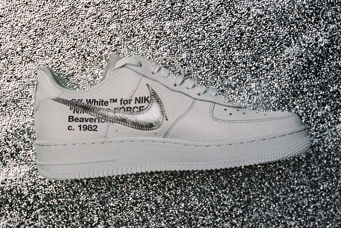 Virgil Abloh Off White Nike Air Force 1 Power Ranking Sneaker Freaker 3