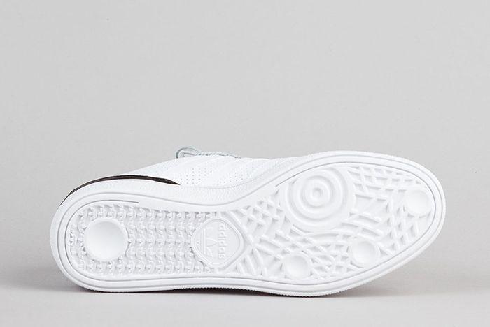 Adidas Busenitz Classified Shoes Ftw White Core Black Silver Metallic 5