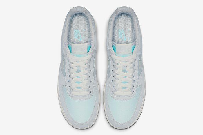 Nike Air Force 1 Ghost Aqua Top
