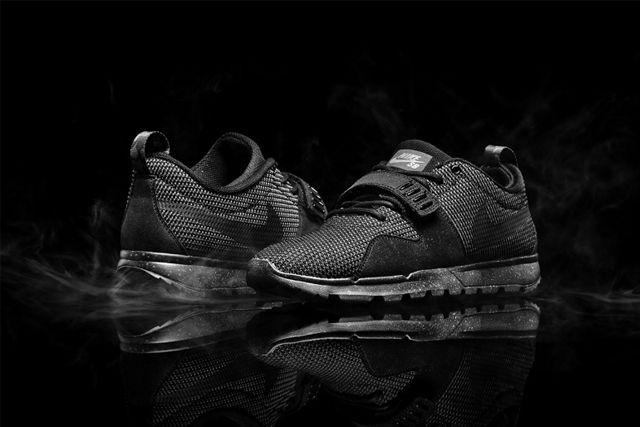Nike Trainerendor Black On Black 4