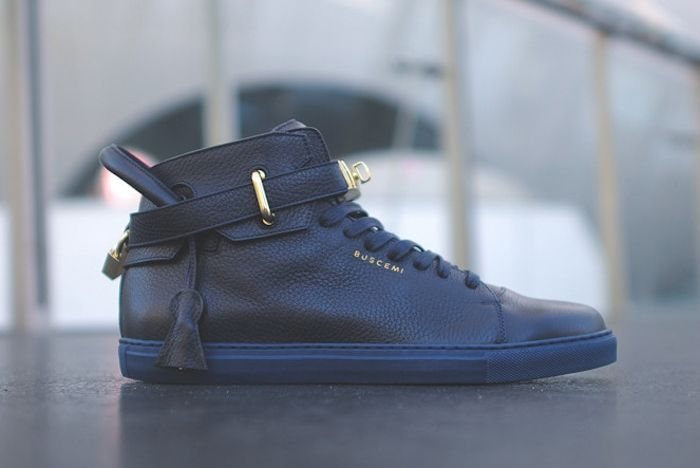 Buscemi Spring 2014 100Mm Sneaker Collection