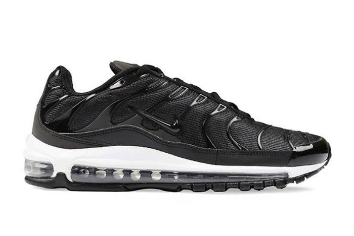 Nike Air Max 97 Plus Black 8