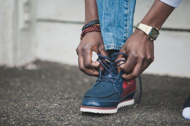 Lacoste X Hal Salute Navy Lifestyle 1