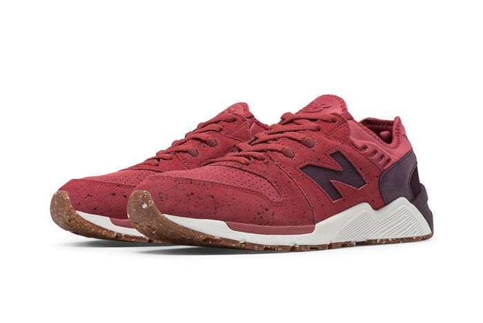 New Balance 009 Speckle Suede5
