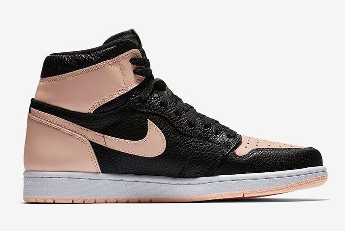 Nike Air Jordan 1 Crimson Tint Right
