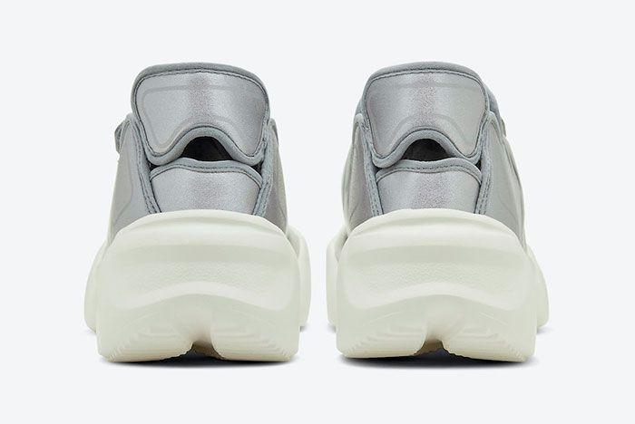 Nike Aqua Rift Silver CW5875-001 Heel
