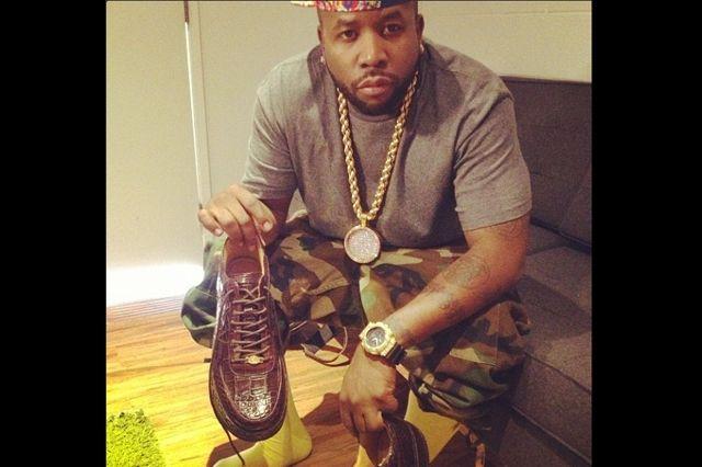 Big Boy Sneaker Style Profile 4