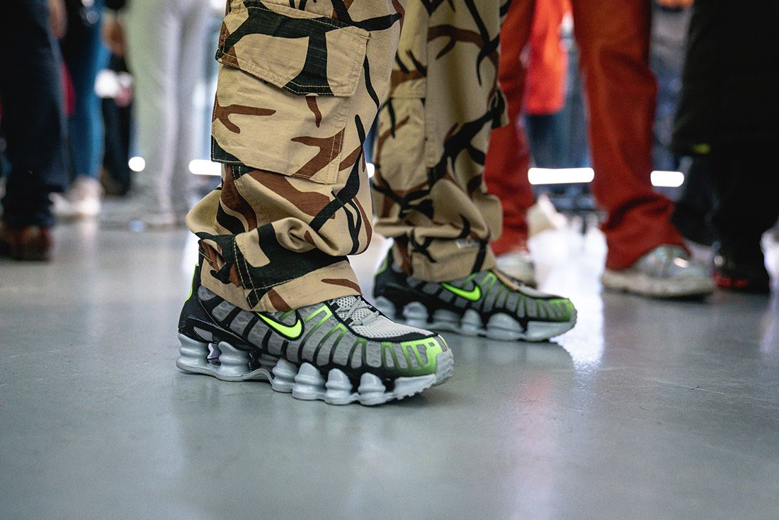 Sneaker Freaker Paris Fashion Week On Foot Shot7