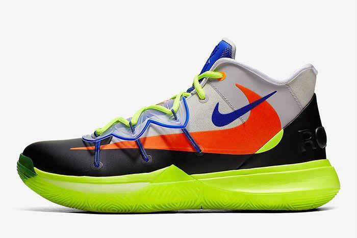Nike Kyrie 5 Rokit All Star Left