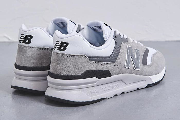 United Arrows New Balance 997 H Three Quarter Heel Shot