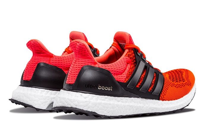 Adidas Ultra Boost 1 0 Solar Red B34050 2019 Release Date 3 Pair