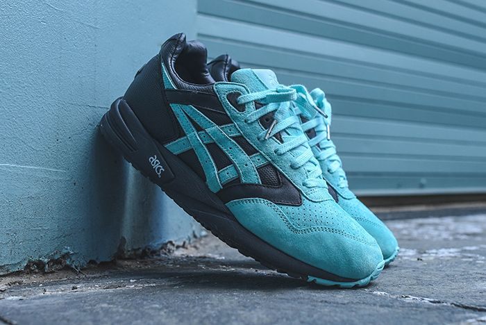 Diamond Supply Ronnie Fieg Asics Gel Saga