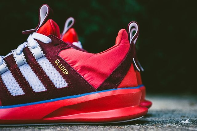 Adidas Sl Loop Runner Run Red 5