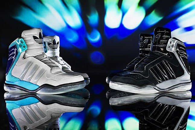 Adidas Tech Street Mid Pack 1
