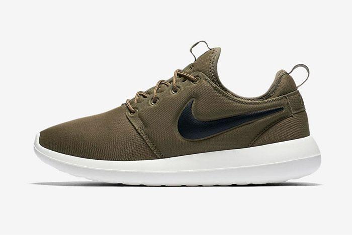 Nike Roshe Two Iguana Green