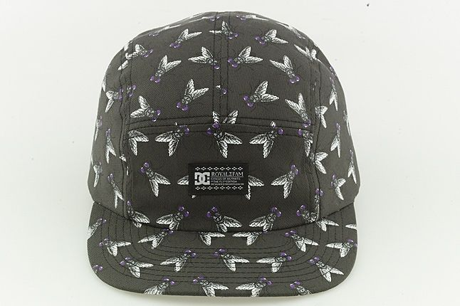 Sbtg Dc 5 Panel Hat 12