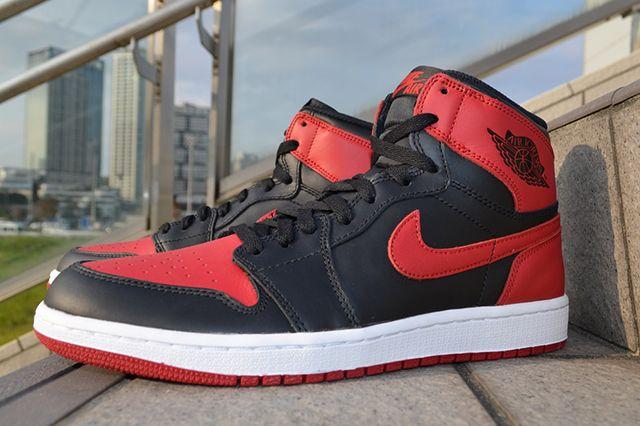 Air Jordan 1 High Og Bred