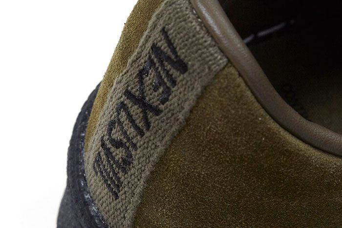 Nexusvii Converse Pro Leather Ox Olive Green Suede 6