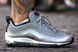 Nike Air Max 97 Premium Tap Qs Silver Bullet Thumb