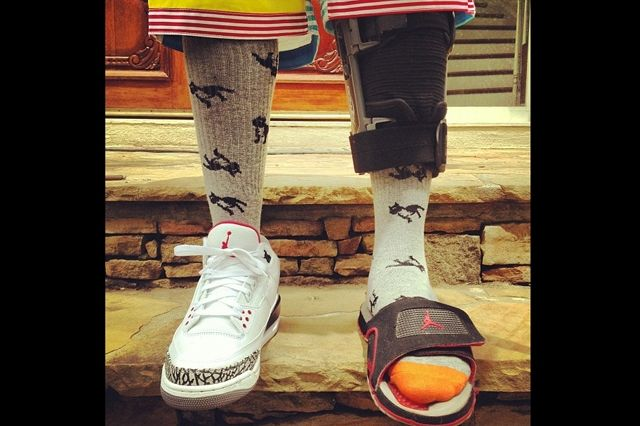 Big Boy Sneaker Style Profile 42