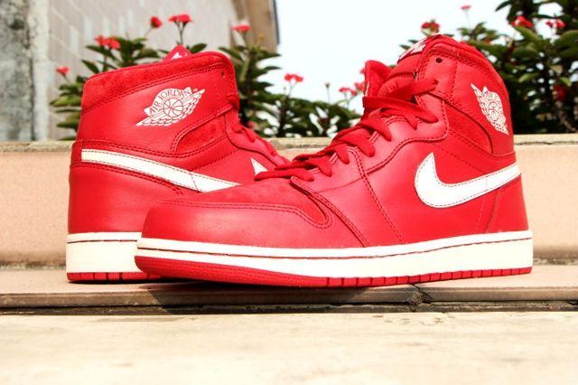 Air Jordan 1 High Og Gym Red 1