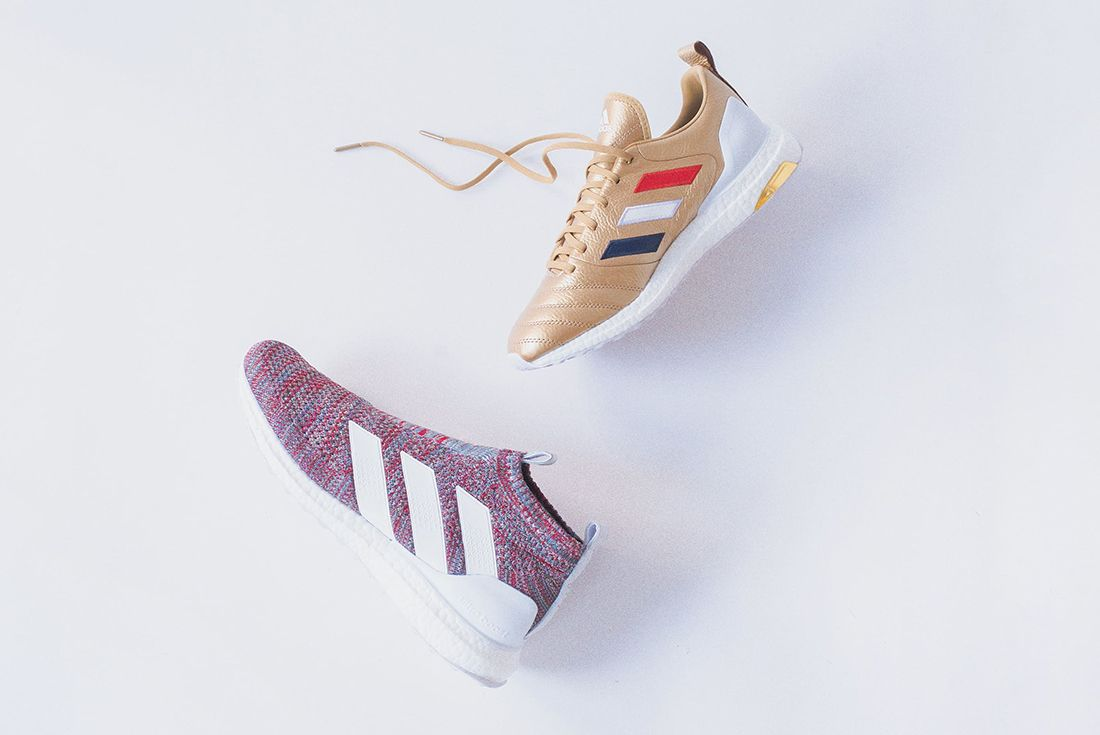 Kith X Adidas Soccer Collection 5