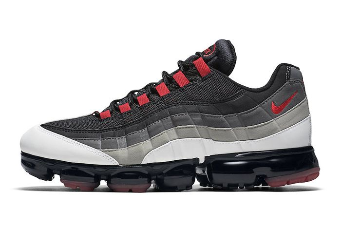 Nike Air Vapormax 95 Hot Red 2