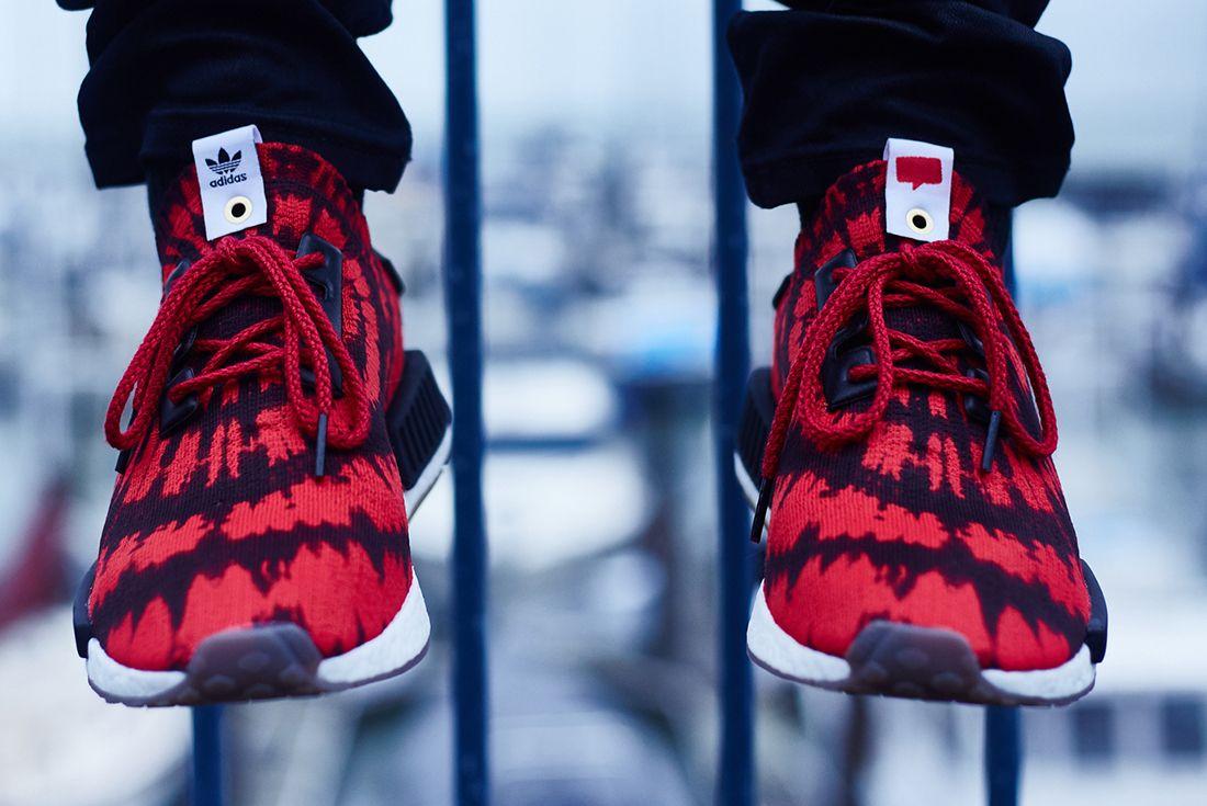 Nice Kicks X Adidas Nmd 5