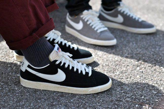 funzionari Di chi Forno  Nike Blazer Low Vntg Pack - Sneaker Freaker