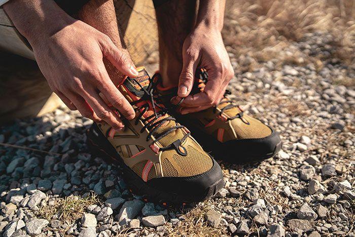 Eastlogue Reebok Dmx Trail Shadow Lacing