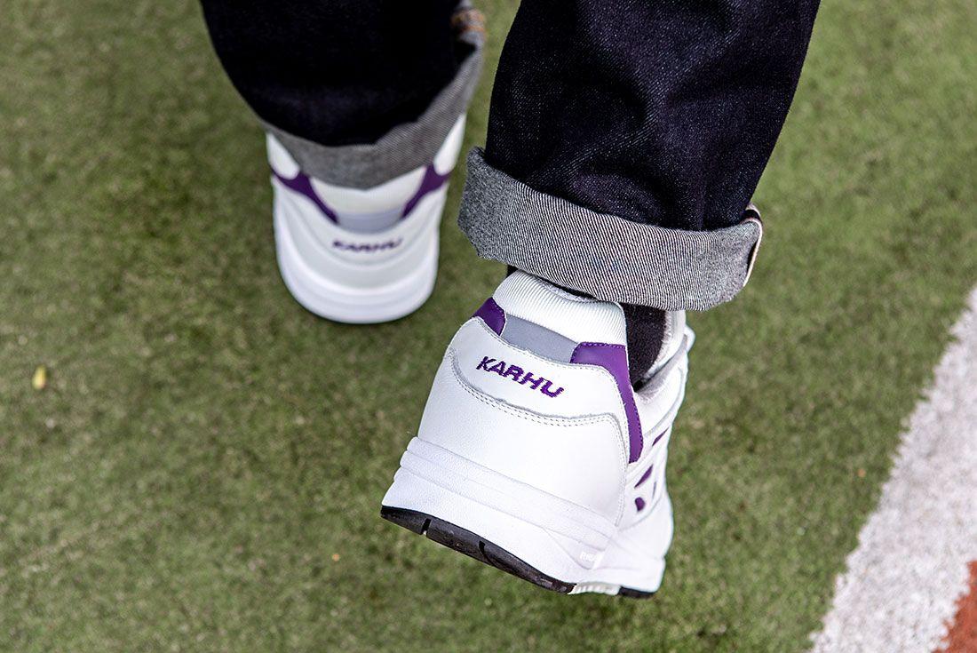 Karhu Legacy 96 Og Sneaker Freaker2 Heel